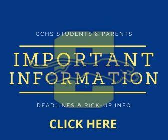 CCHS IMPORTANT INFO